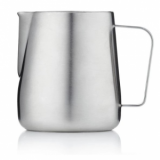 Barista & Co Core Milk Pitcher 420ml Brushed Steel