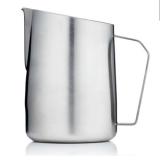 Barista & Co Dial In Milk Pitcher 420ml Steel