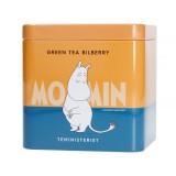 Teministeriet - Moomin Green Tea Bilberry - Ömlesztett tea (Loose Tea) 100g