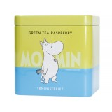 Teministeriet - Moomin Green Tea Raspberry - Ömlesztett tea (Loose Tea) 100g